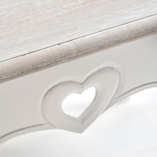 Vermont coffee table detail