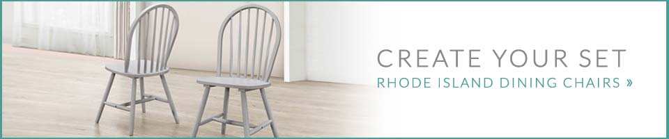 Rhode Island Grey chairs