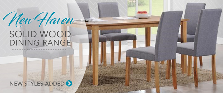 New Haven Solid Wood Dining Range