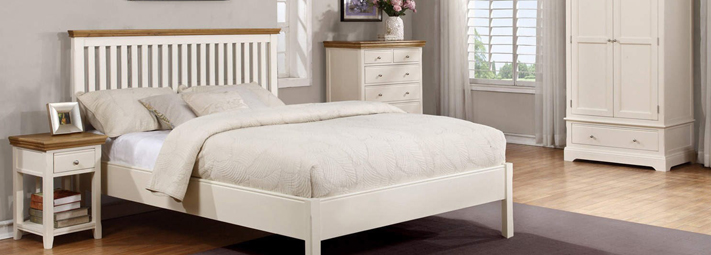 Two Tone Bedroom Collections | Furniture 123