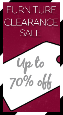 Clearance Sale - up to 70% off