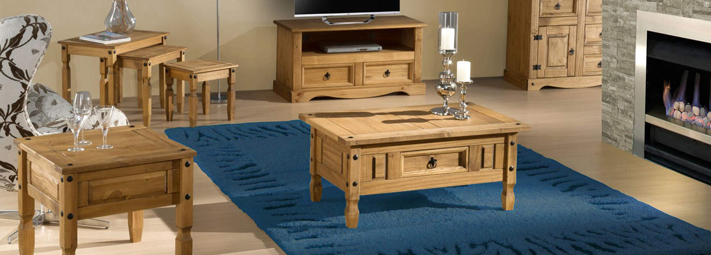 Pine Living Room Collections. Best Seller. Corona Collection