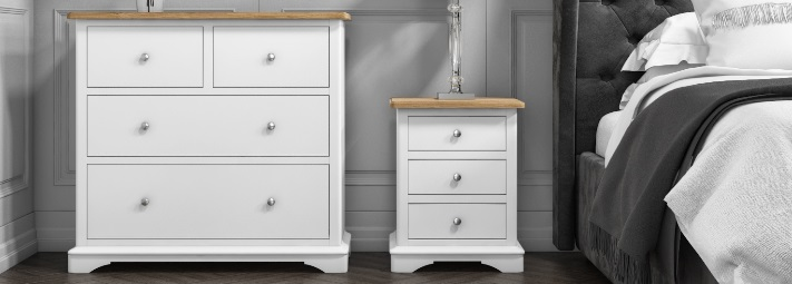 Darley White and Oak Collection