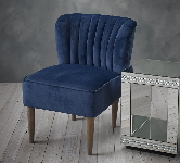 Blue Bedroom Chairs