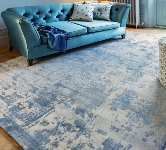 Sale Blue Rugs.
