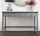 Grey Console Tables.