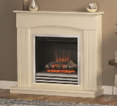 Cream Fireplace Suites