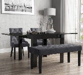 Extendable Dining Tables With Bench