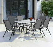6 Seater Metal Garden Furniture