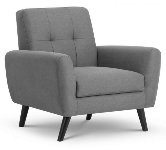 Grey Fabric Armchairs category tile.