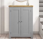 Grey Shoe Cabinets