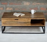 Industrial Coffee Tables With Storage