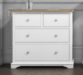 Kids 4 Drawer Chest of Drawers