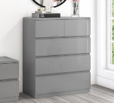 Kids 5 Drawer Chest of Drawers