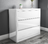 Kids White Chest of Drawers