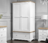 Kids White Wardrobes