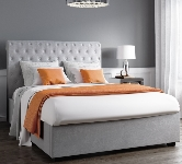Double Grey Beds Sale