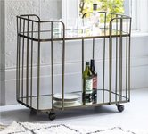 Metal Wine Racks and Drinks Cabinets