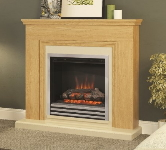 Oak Fireplace Suites