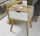 Oak Side Tables category tile.
