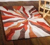 Sale Orange Rugs.