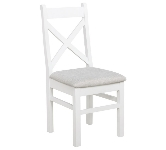 Painted Wooden Dining Chairs