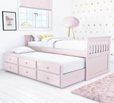 Pink Trundle Beds