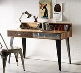 Reclaimed Wood Desks.