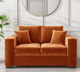 2 Seater Sofas category tile.