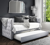 Upholstered Trundle Beds