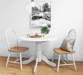 Round White Dining Sets