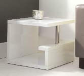 White Side Tables category tile.