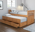 BF New In Beds category tile.
