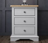 Grey Bedside Tables