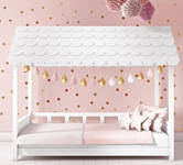 Kids Bed Frames image tile.