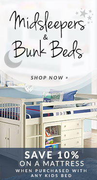 Midsleepers and Bunk Beds
