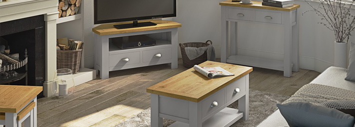 Linden Grey and Oak Collection