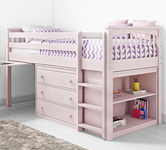 cabin beds for Girls category tile.