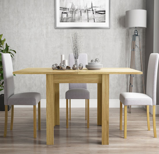 New Town Flip-Top Dining Table