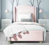 Pink Single Bed Frames