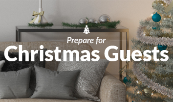 Prepare for Christmas Guests