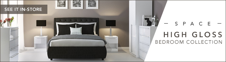 Space Range Bedroom Collection