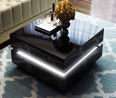 Tiffany High Gloss Coffee Table