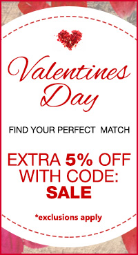 5% off valentines offer
