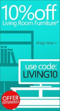 10% off living room furniture