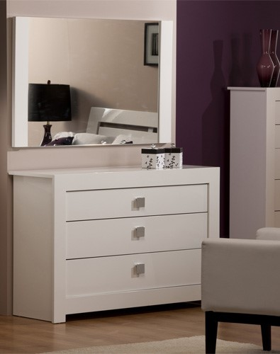 Bari 3 drawer chest