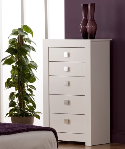 Bari 5 Drawer Chest
