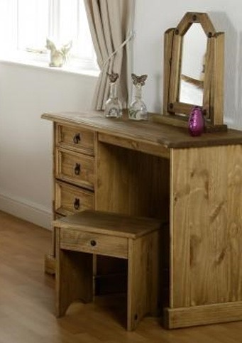 WHDT027DWP Dressing Table lifestyle image