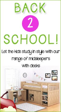 Back2 School Midsleepers with Desks