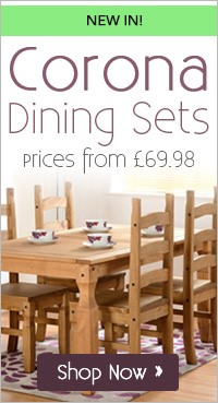 The Corona Dining Sets - NEW IN